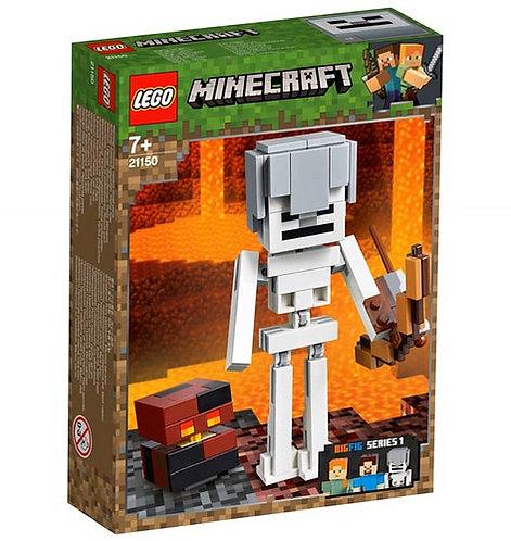 LEGO® MINECRAFT - SKELETON BIGFIG WITH MAGMA CUBE