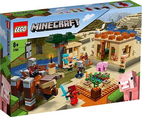 LEGO® MINECRAFT - THE VILLAGER RAID - 21160