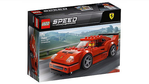 LEGO® SPEED CHAMPIONS - FERRARI F40 COMPETIZIONE