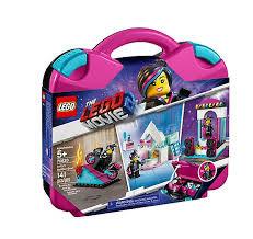 LEGO® LEGO MOVIE - LUCY'S BUILDER BOX !
