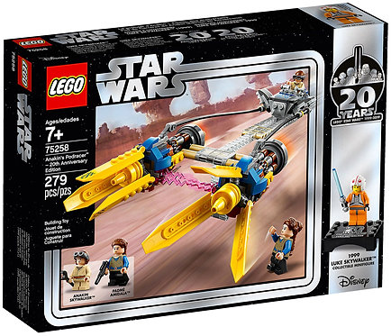 LEGO® STAR WARS - ANAKIN'S PODRACER - 75258