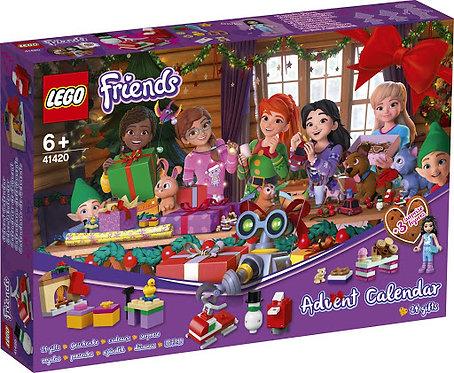 LEGO® ADVENT CALENDAR - FRIENDS - 41420