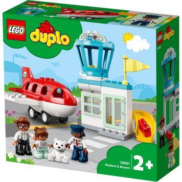 LEGO® DUPLO - AIRPLANE & AIRPORT - 10961