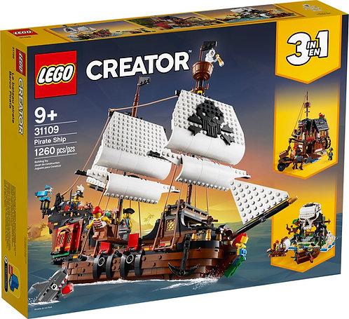LEGO® CREATOR - PIRATE SHIP - 31109