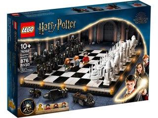 LEGO® HARRY POTTER -HOGWARTS WIZARD'S CHESS - 76392