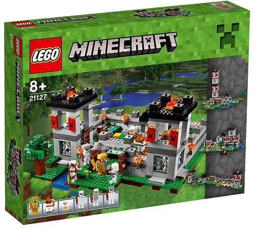 LEGO® MINECRAFT - THE FORTRESS
