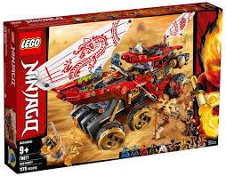 LEGO® NINJAGO - LAND BOUNTY - 70677