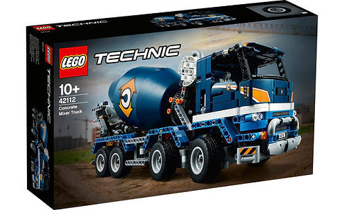 LEGO TECHNIC - CONCRETEMIXER TRUCK - 42112