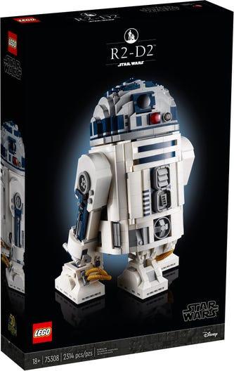 LEGO® STAR WARS - R2-D2 - 75308