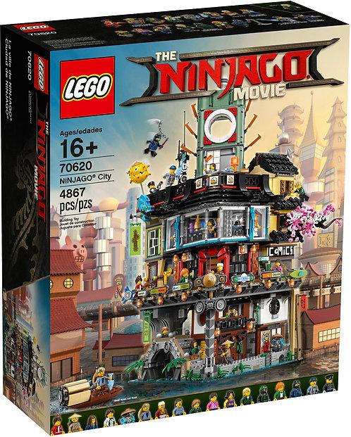 LEGO® NINJAGO - NINJAGO CITY - 70620