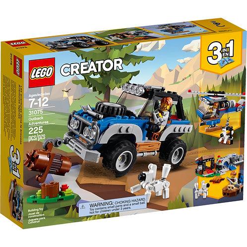 LEGO® CREATOR - OUTBACK ADVENTURES