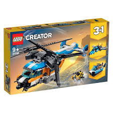 LEGO® CREATOR - TWIN-ROTOR HELICOPTER - 31096