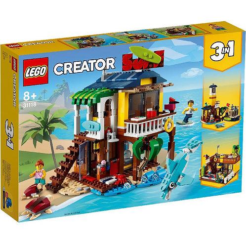 LEGO® CREATOR - SURFER BEACH HOUSE - 31118