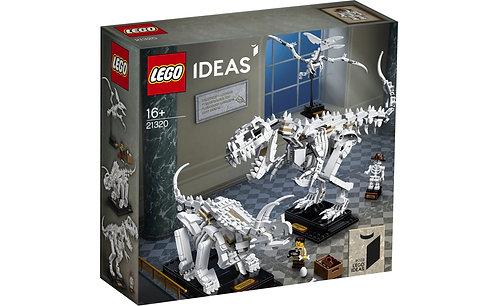 LEGO® IDEAS - DINOSAUR FOSSILS - 21320