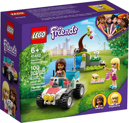 LEGO® FRIENDS - VET CLINIC RESCUE BUGGY - 41442