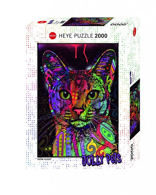 2000PC PUZZLE - ABYSSINIAN - 29810