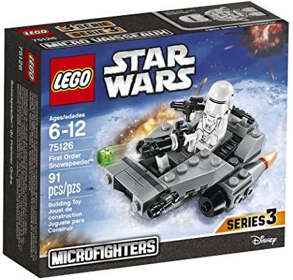 LEGO® STAR WARS - FIRST ORDER SNOWSPEEDER - 75126