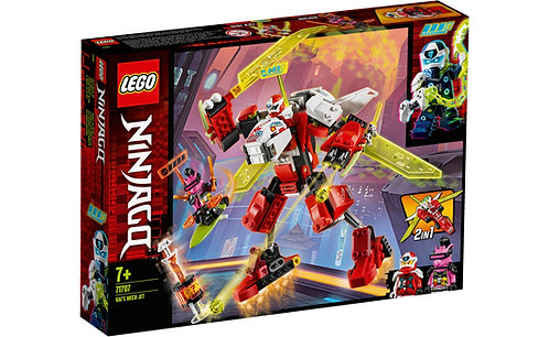 LEGO® NINJAGO - KAI'S MECH JET - 71707