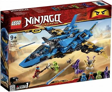 LEGO® NINJAGO - JAY'S STORM FIGHTER
