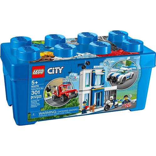 LEGO® CITY - POLICE BRICK BOX - 60270