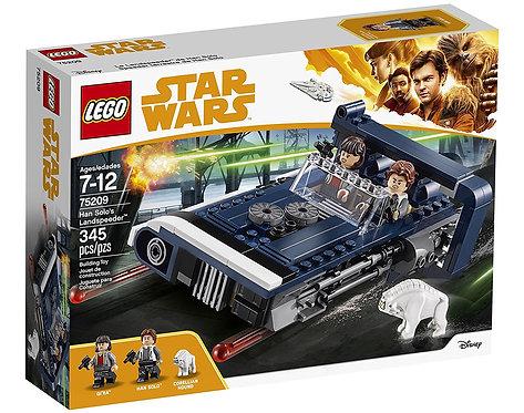 LEGO® STAR WARS - HAN SOLO'S LANDSPEEDER