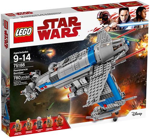 LEGO® STAR WARS - RESISTANCE BOMBER