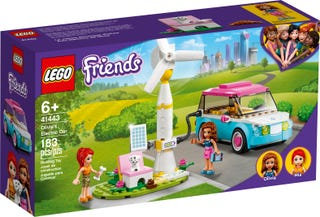 LEGO® FRIENDS - OLIVIA'S ELECTRIC CAR - 41443