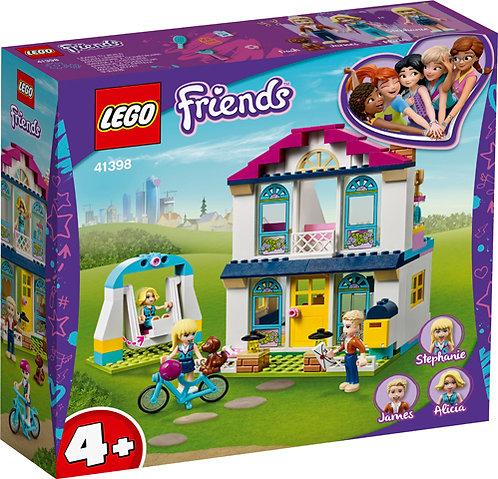 LEGO® FRIENDS - STEPHANIE'S HOUSE - 41398