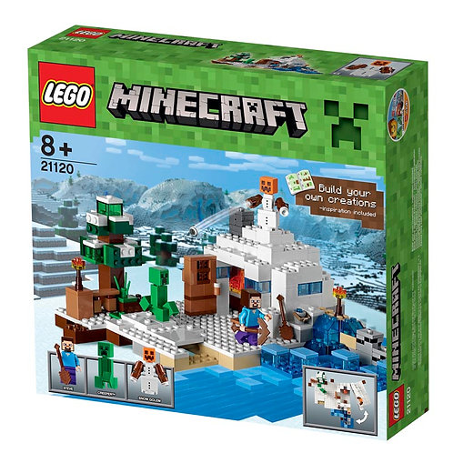 LEGO® MINECRAFT - THE SNOW HIDEOUT