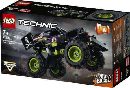 LEGO® TECHNIC - MONSTER JAM GRAVE DIGGER - 42118