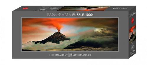 1000PC PUZZLE - VOLCANO - 29674