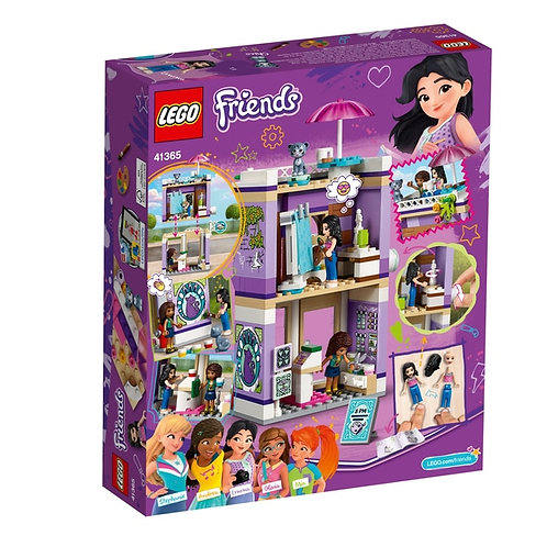 LEGO® FRIENDS - EMMA'S ART STUDIO