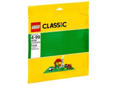 LEGO® CLASSIC - GREEN BASE PLATE