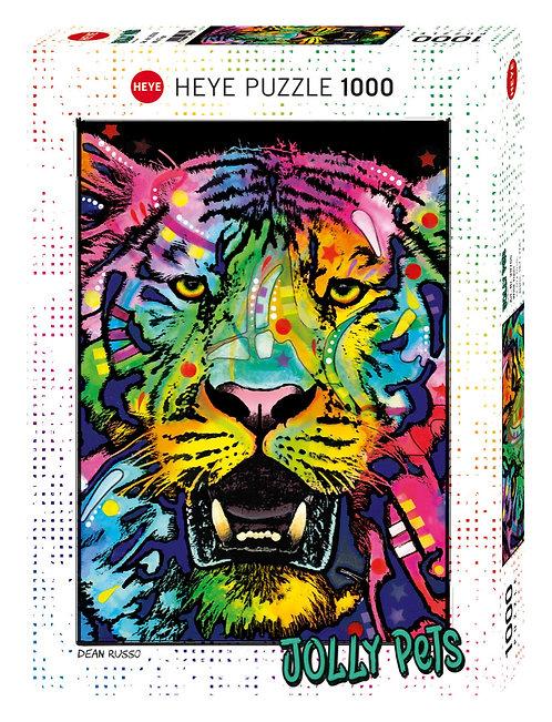 1000PC PUZZLE - WILD TIGER - 29766