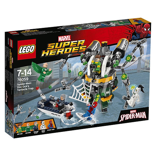 LEGO® SUPER HEROES - SPIDER-MAN DOC OCK'S TENTACLE