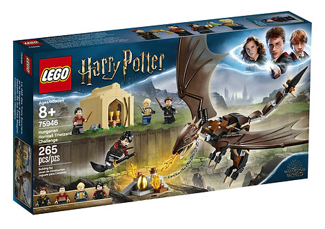LEGO® HARRY POTTER - HUNGARIAN HORNTAIL TRIWIZARD CHALLENGE - 75946