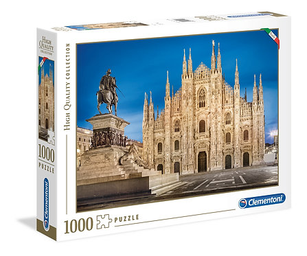 1000PC PUZZLE - MILAN - 39454
