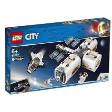 LEGO® CITY - CITY SPACE PORT - LUNAR SPACE STATION - 60227