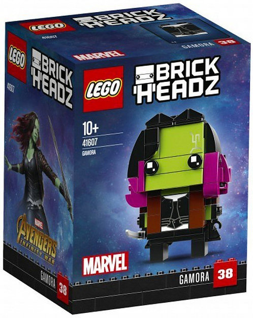 LEGO® BRICK HEADZ - GAMORA