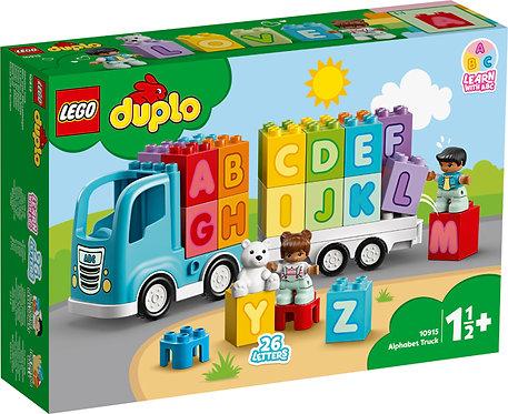LEGO® DUPLO - ALPHABET TRUCK - 10915