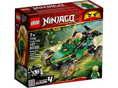 LEGO® NINJAGO - JUNGLE RAIDER - 71700
