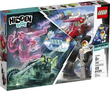 LEGO® HIDDEN SIDE - EL FUEO'S STUNT TRUCK - 70421