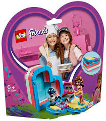 LEGO® FRIENDS - OLIVIA'S SUMMER HEART BOX - 41387