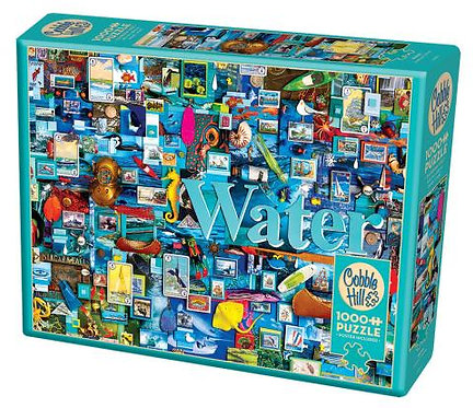 1000PC PUZZLE - WATER - 80171