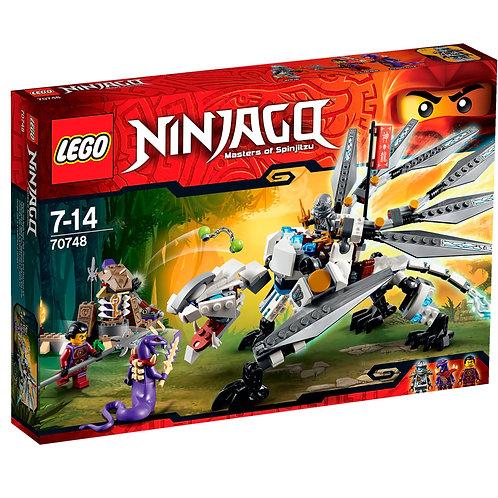 LEGO® NINJAGO - TITANIUM DRAGON