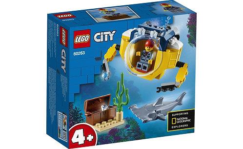 LEGO® CITY - OCEAN MIN-SUBMARINE - 60263