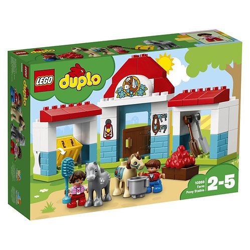 LEGO® DUPLO - FARM PONY STABLE