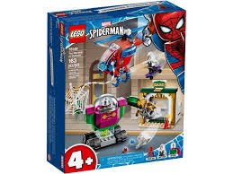 LEGO® SUPER HEROES - THE MENACE OF MYSTERIO - 76149