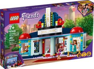 LEGO® FRIENDS - HEARTLAKE CITY MOVIE THEATRE - 41448