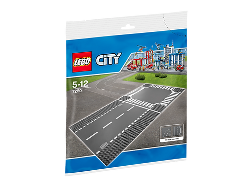 LEGO® CITY - STRAIGHT AND CROSS ROADS